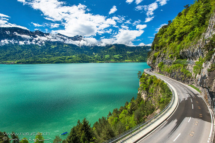 Thunersee Strasse Interlaken