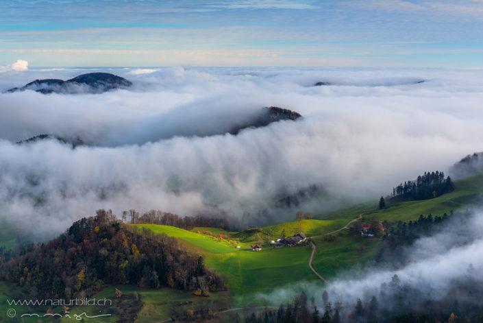 Belchen Basel Nebel