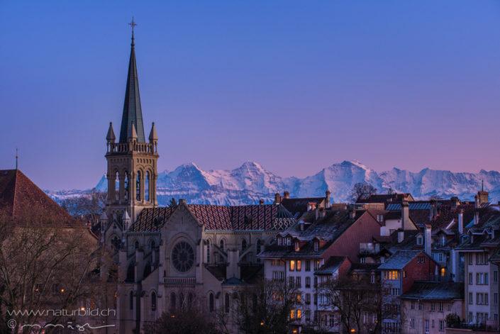 Bern Alpen Berge