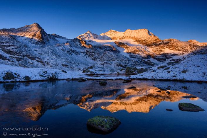 Bernina Graubünden Bergsee
