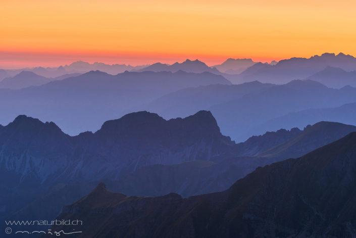 Luzern Rothorn Berge