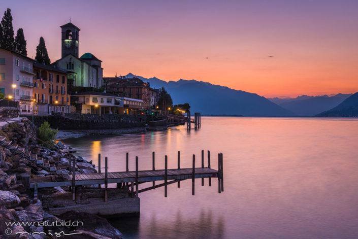 Tessin Brissago Lago Maggiore