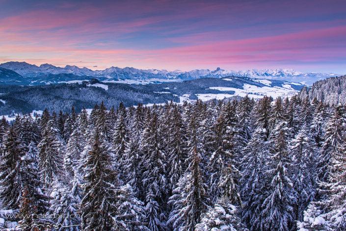 Emmental Wald Alpen
