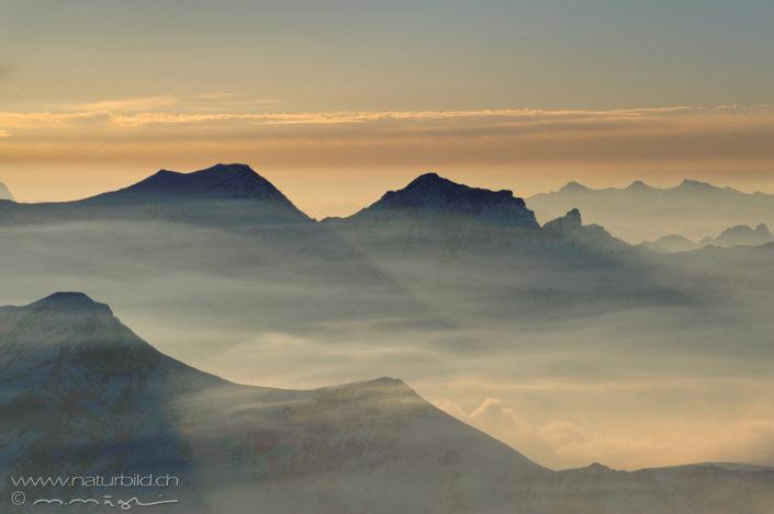 Alpen Gipfel Bern