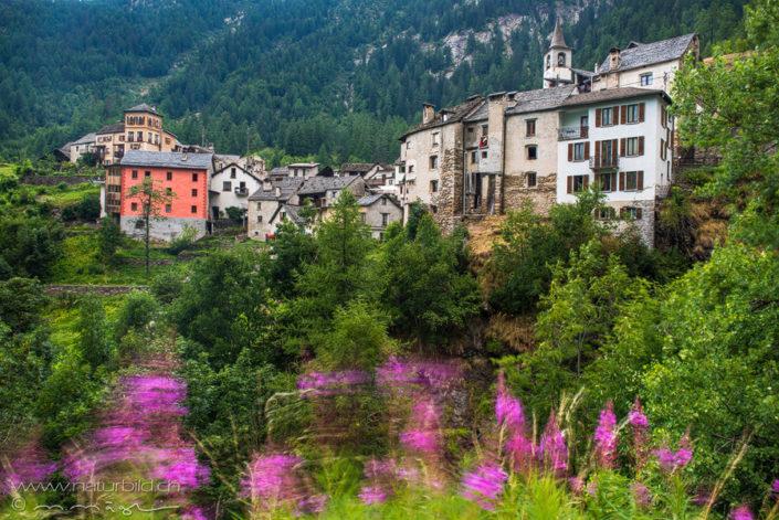 Fusio Dorf Tessin