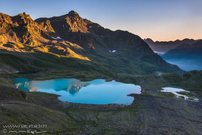Jörisee Graubünden Bergsee