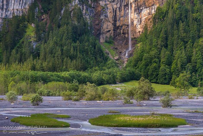 Kiental Tschingel Wasserfall