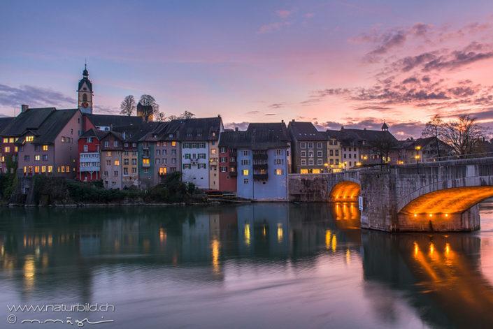 Laufenburg Stadt Brücke