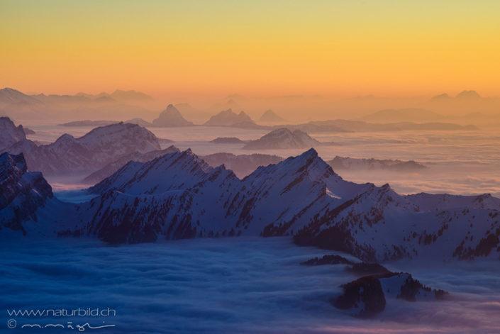 Säntis Appenzell Gipfel