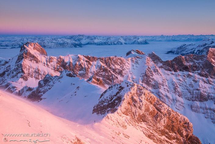 Säntis Appenzell Alpstein