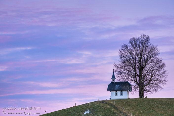 Schmitten Kapelle Fribourg
