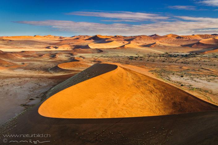 Namibia Sossusvlei Sanddünen