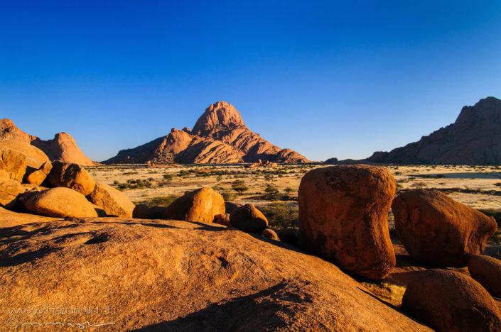 Afrika Namibia Spitzkoppe