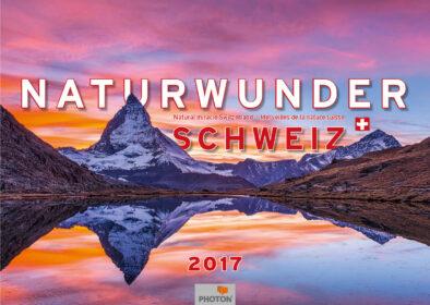 Kalender Naturwunder Schweiz