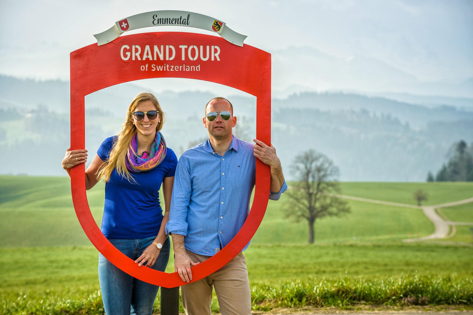 Auftragsarbeit Thun Tourismus