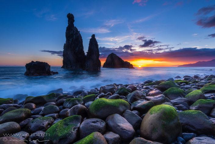 Madeira Ribeira de Janela Strand