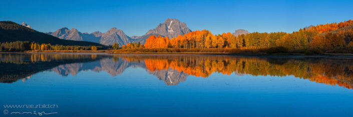 USA Grand Teton Nationalpark