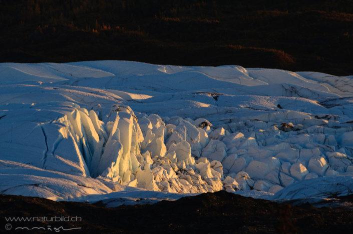 Alaska Gletscher Eis