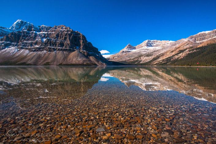 Banff Canada Spieglung