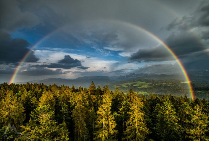 Regenbogen Emmental Röthenbach
