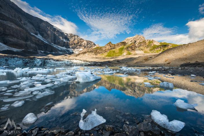 Claridensee Gletschersee Glarus