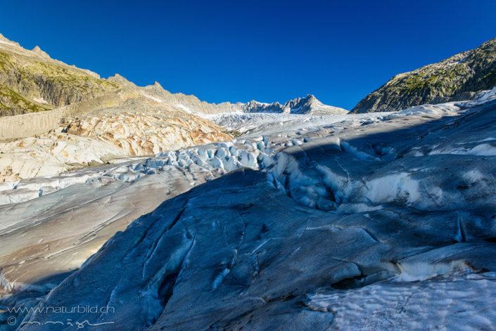 Furka Wallis Gletschermoraene