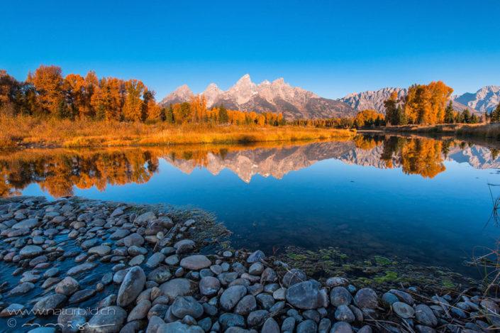 Grand Teton See Herbst