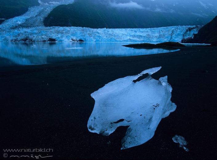 Harriman Fjord Gletscher Nordamerika