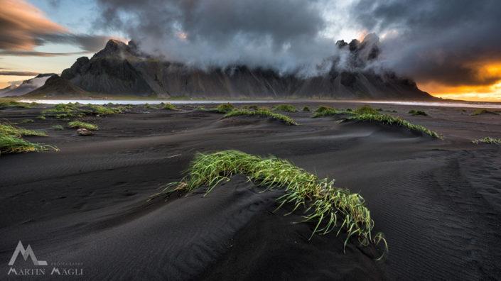 Island Küste