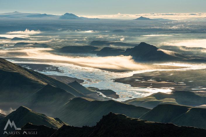 Hochland Island Iceland