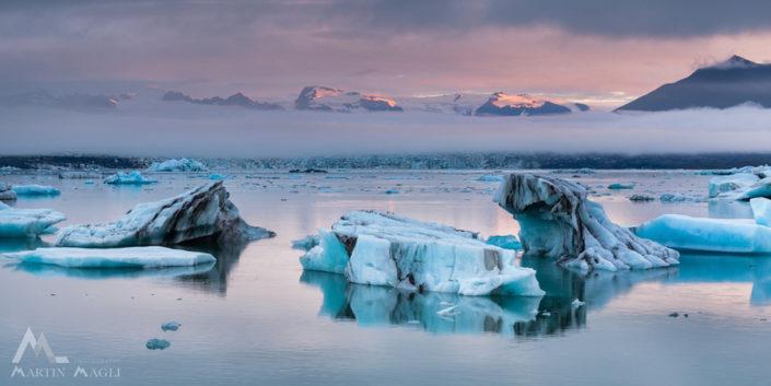 Iceland Gletscherlagune Jökulsárlón
