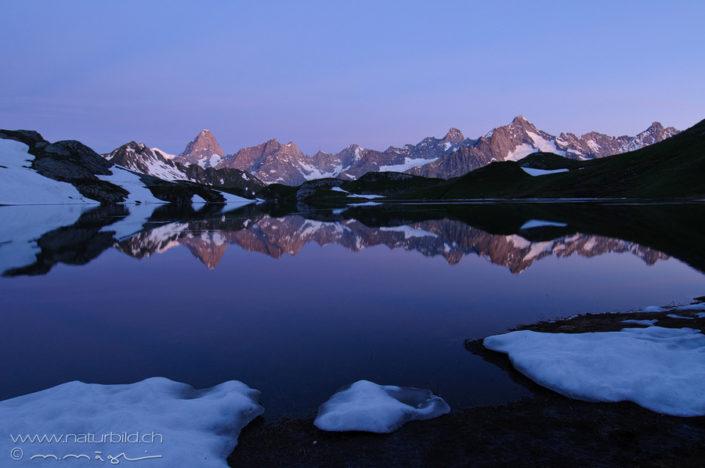 Lacs de fenetre Spiegelung See