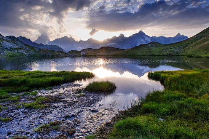 Lacs de fenetre Wallis See