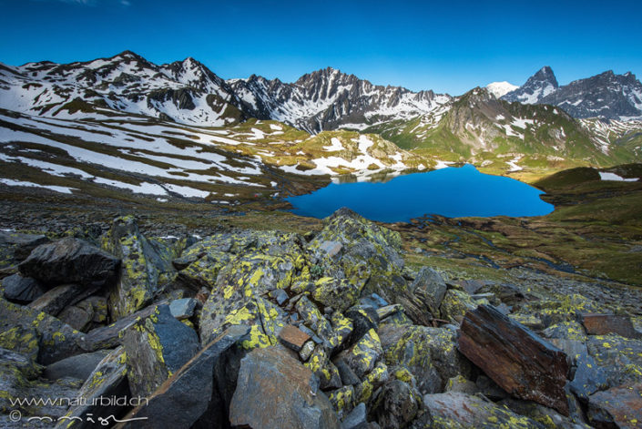 Lacs de fenetre Bergsee Fühling