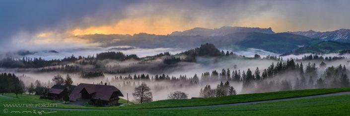 Panorama Eggiwil mystisch