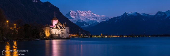 Schloss Chillon Panorama