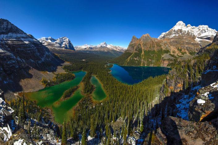Panorama Yoho Canada 3 Seen