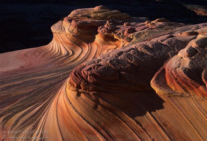 Wave Nordamerika Antelope Canyon