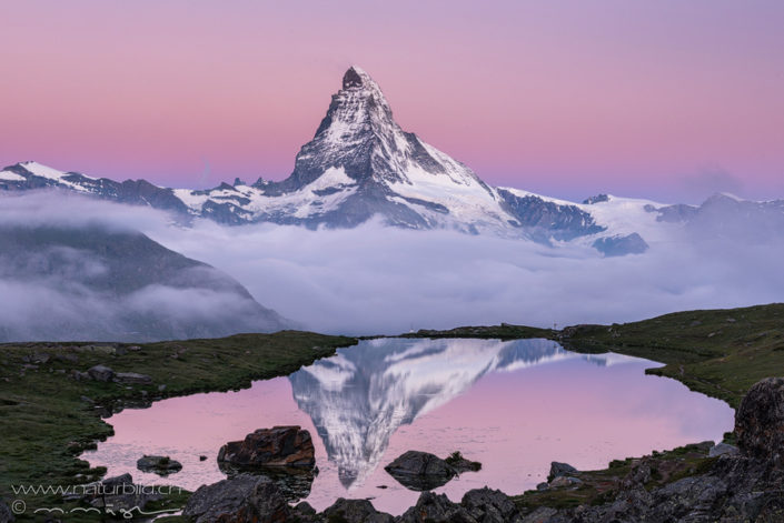Zermatt Matterhorn Spiegelung