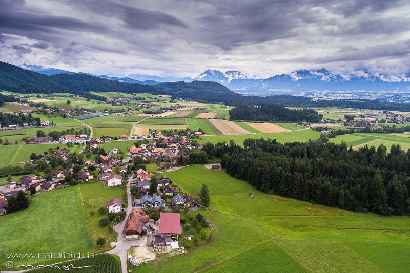 Luftaufnahmen mit Multikopter