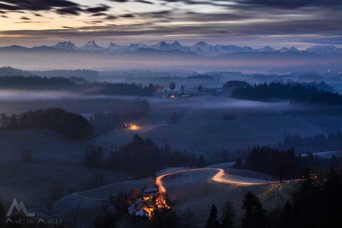 Emmental Lueg Alpen