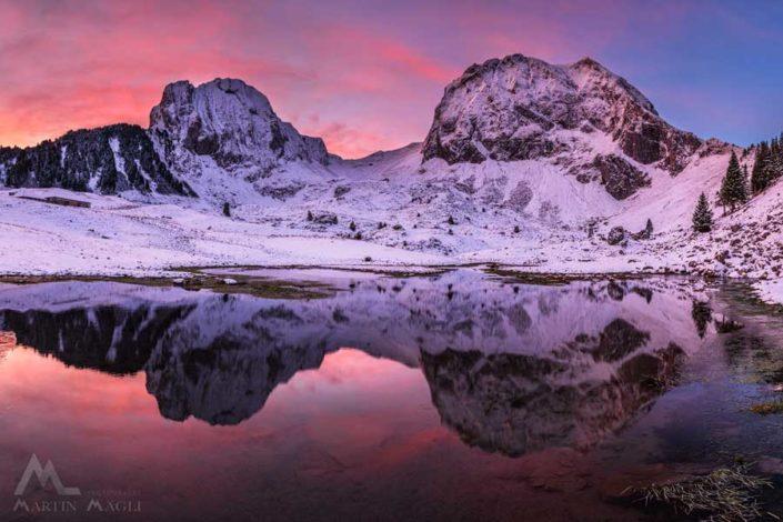 Gurnigle Gantrisch See