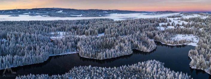 Panorama Etang Jura