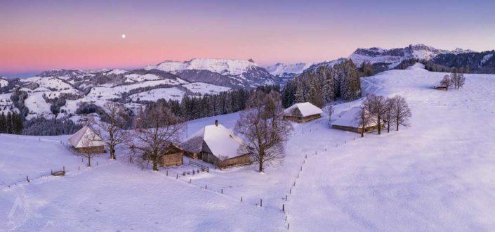 Winter Schallenberg Emmental