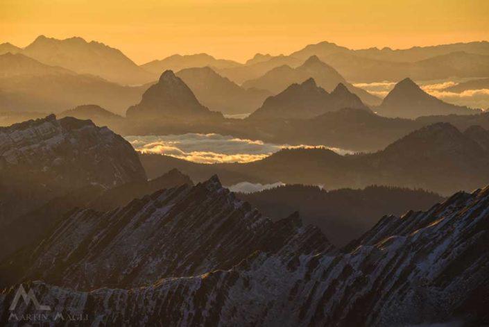 Appenzell Alpstein Säntis