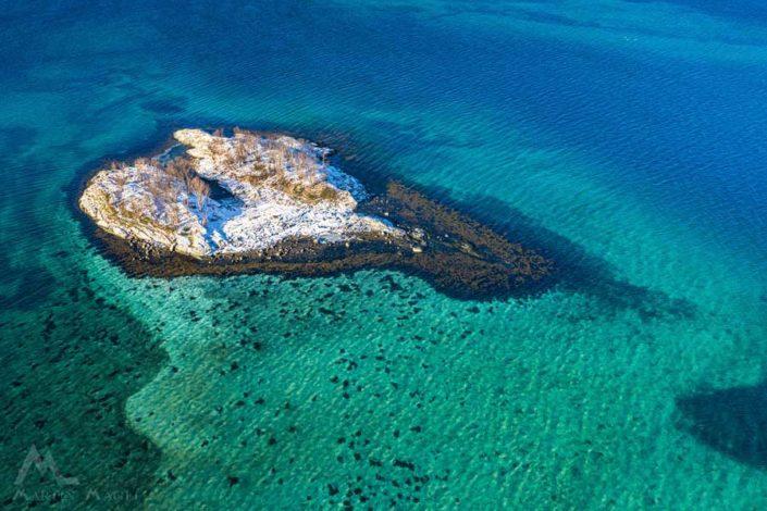 Herz Insel Norwegen